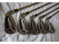 Nicklaus Irons - 5, 7, 9, Pitching & Sand Wedges