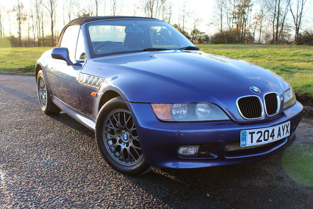 1999 T Bmw Z3 1 9 Convertible Roadster Immaculate Low Mileage Rust Free Example In Motherwell