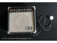 Ross Fame Series Model 10 - With Tube Blaster Drive Practice Amplifier