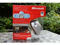 *Microsoft Wireless Optical Mouse 5000* (BRAND NEW)