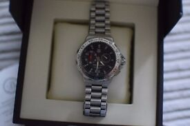 Tag Heuer Formula One (F1) Date & 2 Chronograph Watch