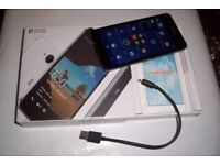 LUMIA650 Microsoft ,,factory settings O2 ,in box ,USB cable ,no scratches ,rarely used,