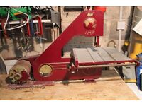 IMP Coronet Bandsaw in working condition