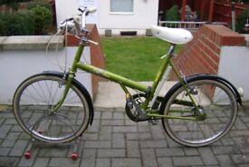 VINTAGE ALPHA 20 BICYCLE