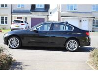 13 reg BMW 320d Luxury FSH, Automatic, SatNav, heated leather, low miles