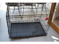 Medium Sized Dog Cage (Taking Offers)