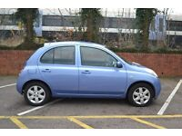 NISSAN MICRA DIESEL CHEAP FULL SERVICE HISTORY VERY ECENOMIC CAR FOR SALE