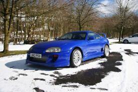 1993 Toyota Supra 5 speed manual single turbo