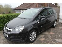 lovely vauxhall Zafira for sale