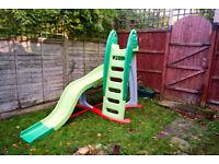Smoby Childrens U Turn Large Garden Kids Slide