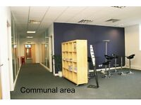 Three serviced offices 143, 234 and 335 sq ft available in Caversham, Reading