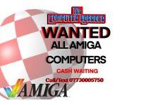 Wanted Commodore Amiga Computers inc 4000 / 3000 / 2000 / 1200 / 1000 inc A500