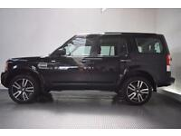 LAND ROVER DISCOVERY 3.0 4 SDV6 XS 5d AUTO 255 BHP (black) 2011
