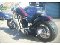 HARLEY SOFTAIL CHOPPER PRICE REDUCED FOR FAST SALE