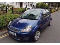 Ford Fiesta Style Climate TDCI Diesel Excellent Condition!