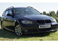 BMW e91 SE Touring 320d, 3 series estate, 2005 55, Full service history, long MOT, 2 Keys