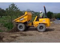 ARE YOU LOOKING FOR A GROUNDWORKER LABOURER WITH CPCS FORWARD TIPPING DUMPER LICENCE