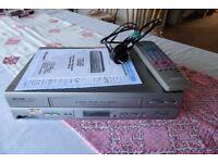 Video Cassette Recorder - SHARP