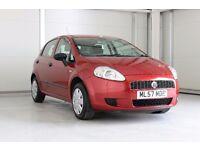 2007 Fiat Grande Punto 1.2 Active 5dr Full Service History