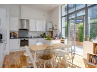 [Private Landlord] - fabulous 2 bedroom 2 bathrooms loft style garden flat (unfurnished)