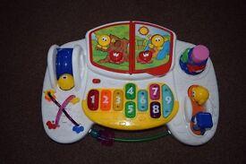 Musical Floor Toy