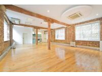Huge warehouse conversion to rent in Camden Town! £525 per week! Zone 2! Available now!