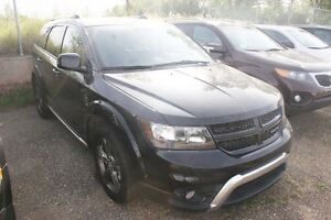 2015 Dodge Journey Crossroad AWD R/T NAV/LEATHER/S/ROOF