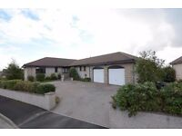 4 Bedroom Detached Bungalow with Double Garage/Workshop in Banff