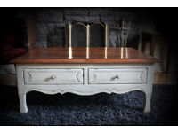 Laura Ashley Shabby Chic Coffee Table