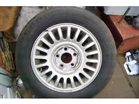 JAGUAR DAIMLER ALLOY WHEEL