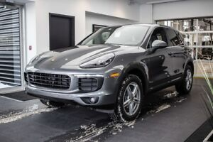 2018 Porsche Cayenne Premium Package Plus