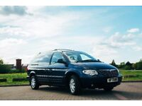 CHRYSLER GRAND VOYAGER 2.8 LIMITED CRD XS AUTO, 7 SEATS,STOW N GO, LEATHER, CLIMATE