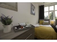One, two and three bedroom short stay apartment/houses in Birmingham Fully serviced including Bills