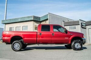 2003 Ford F-350 XLT 4X4 Diesel Crew Long - Coquitlam location