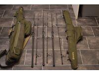 3x nash scopes 9ft 3lbtc
