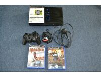 sony playstation 2 console bundle