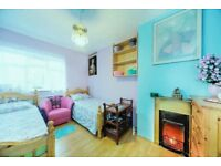 Twin big bright room for single, 2nd zone, clean quiet flat, 5'wal tube Norther Line - Clapham South