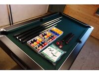 Pub Pool Table Accessories For Sale (ALL BRAND NEW)