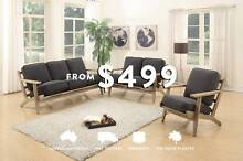 NEW FROM $499  - SOFA - LOUNGE - COUCH SETS Gosford Area Preview