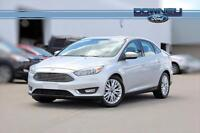 2015 Ford Focus TITANIUM Moonroof - Touch display - Heated seats
