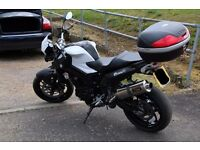 Bmw f800r 2011 years , low miles