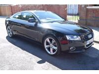Audi A5 2.7 TDI Sport Multitronic 2dr Semi-Automatic with Warranty until May 2019