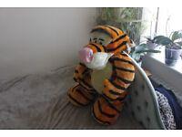 Large DISNEY WINNIE THE POOH TIGER