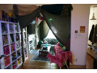 Room for ONE in Forest Gate E7, 4/6 months let (longer negotiable). Bills Included