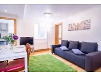 Short-term 2 bed Apt. 1 min to Tube Bills Included