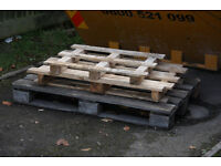 3 Wooden Pallets (various sizes) for use on Bonfires etc. Free to collector.