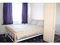 1 Double Bedroom FlatShare In Mile End Bus Route 2Min Modern Kitchen Close To Local Amenities