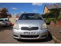 TOYOTA YARIS 1.3 '05 PLATE - QUICK SALE