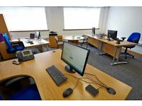 Immaculate Serviced Offices, Hot Desking, Virtual Services & Quality Meeting Rooms with Free Parking