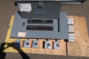 GE Power Distribution Splitter Box